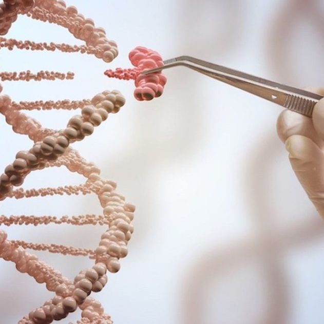 crispr therapie humain