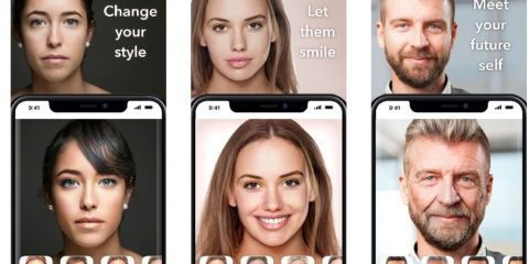 faceapp donnees personnelles