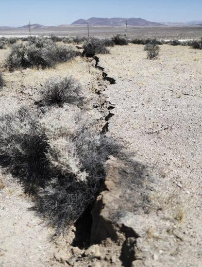 failles seismes californie