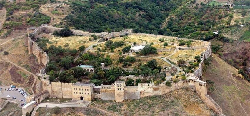forteresse derbent