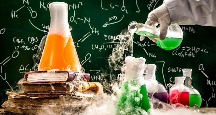 les differents types de reactions chimiques