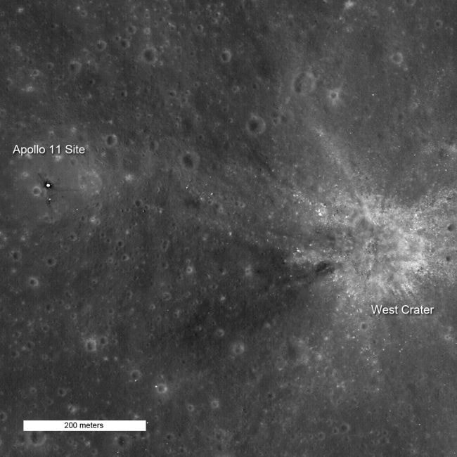 lro module lunaire