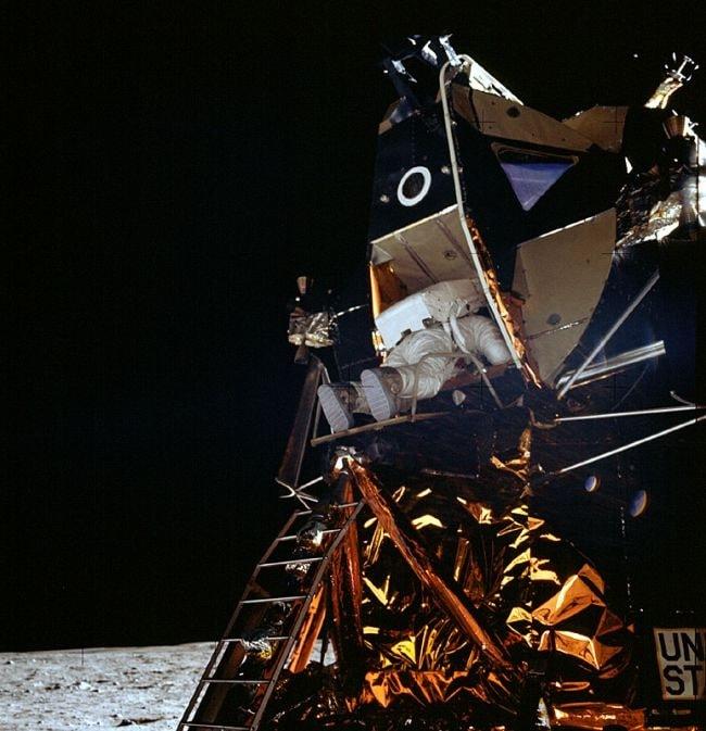 module lunaire apollo11