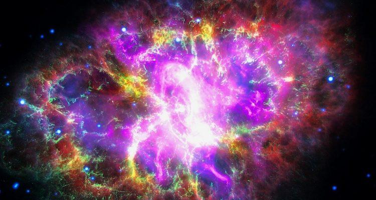 nebuleuse du crabe emission photons haute energie record