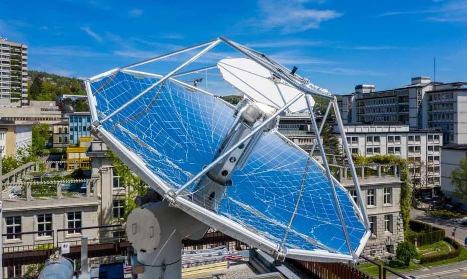usine solaire carburants