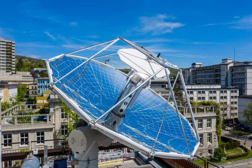 usine solaire toit