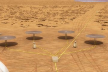 alimentation fission nucleaire reacteur surface mars