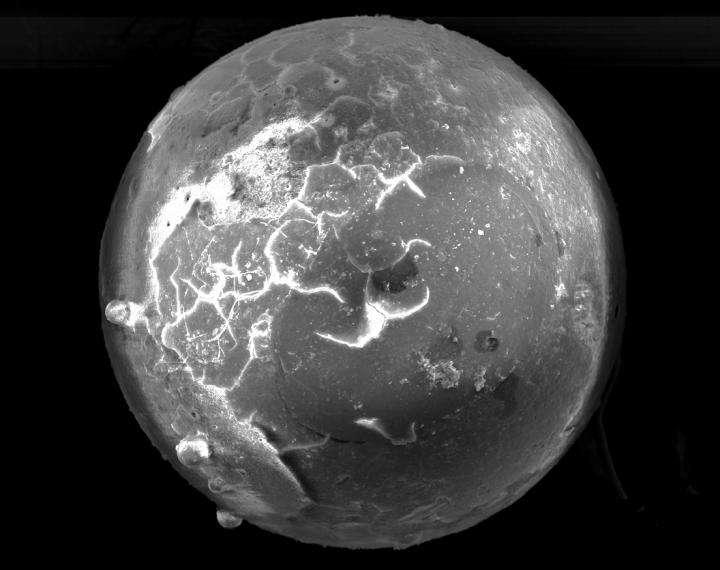 ancienne perle cosmique zoom