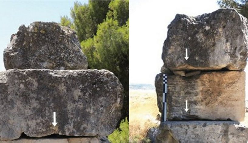 grece grue mecanisme construction