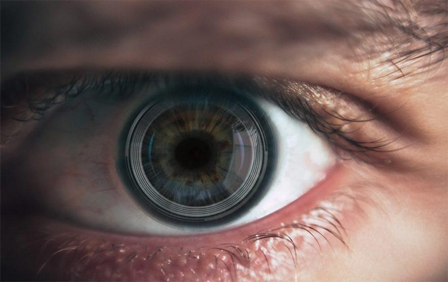 lentilles contact zoom