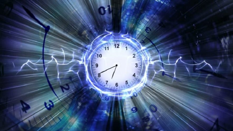 ordre temps quantique
