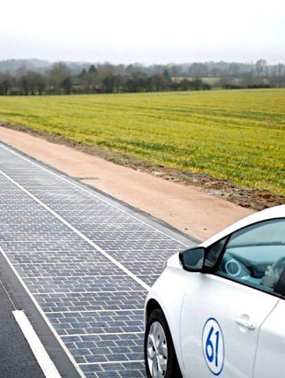 plus grande route solaire au monde normandie fiasco