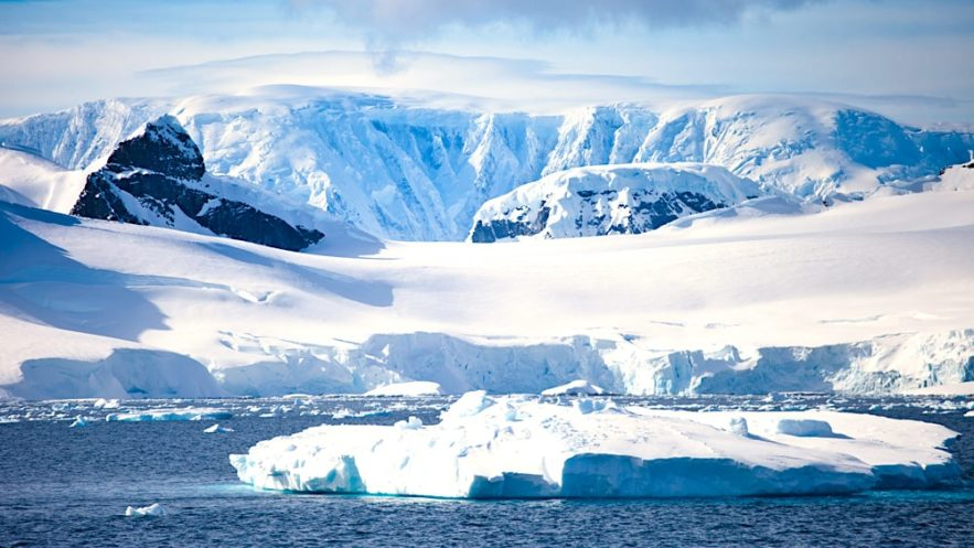 poussiere interstellaire decouverte antarctique