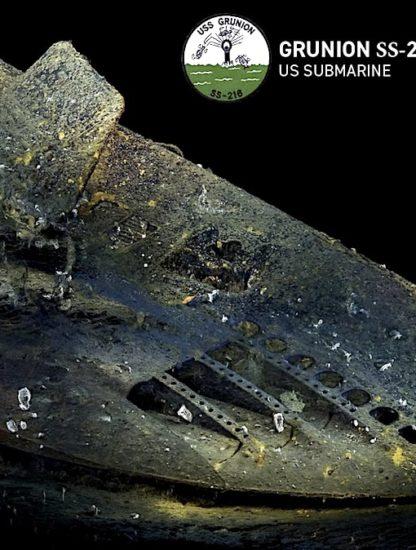 sous marin americain guerre-mondiale decouvert antarctique