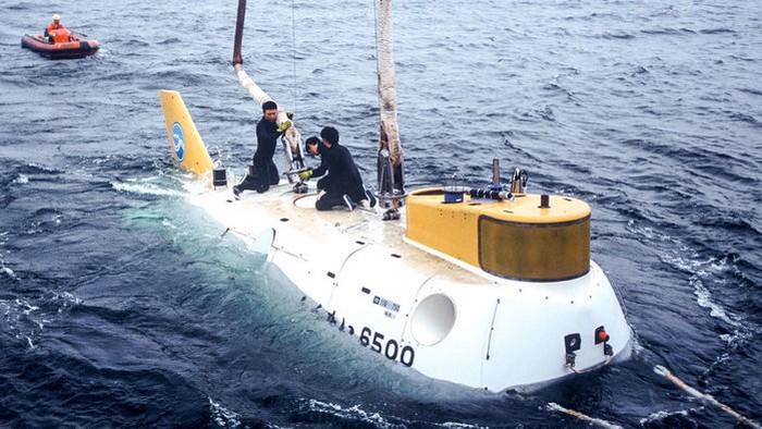 sous marin culture