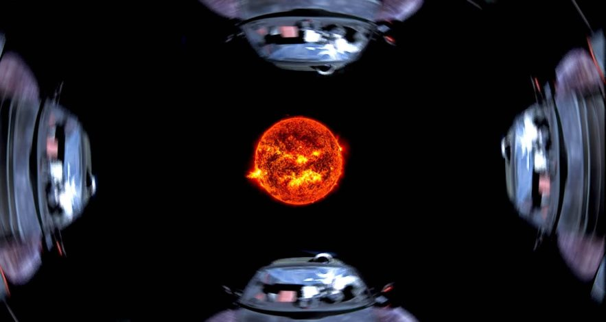 spacex starman roadster premiere orbite autour du soleil