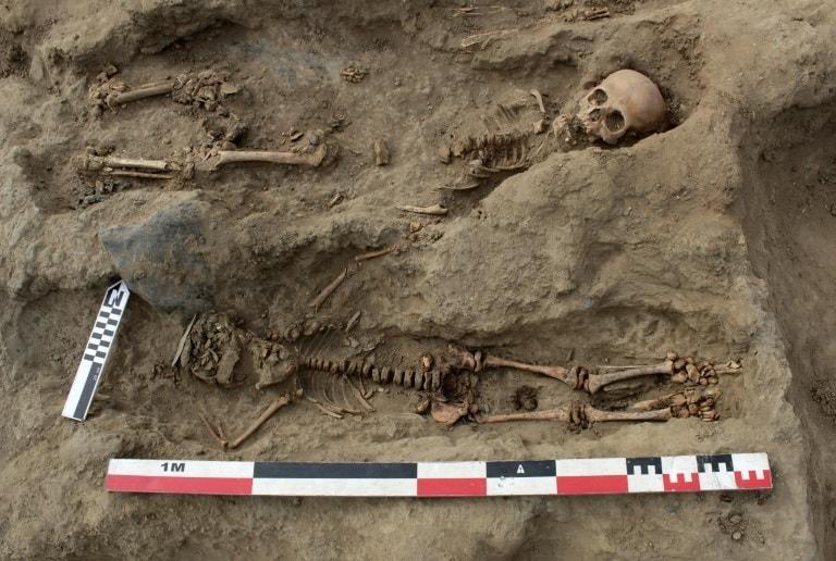 squelettes enfants perou