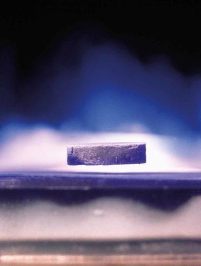 supraconductivite limite temperatures