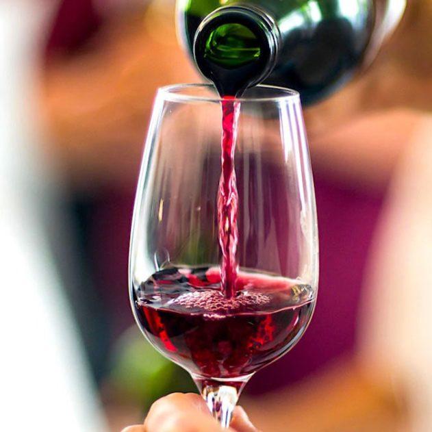 vin rouge benefique pour intestins etude