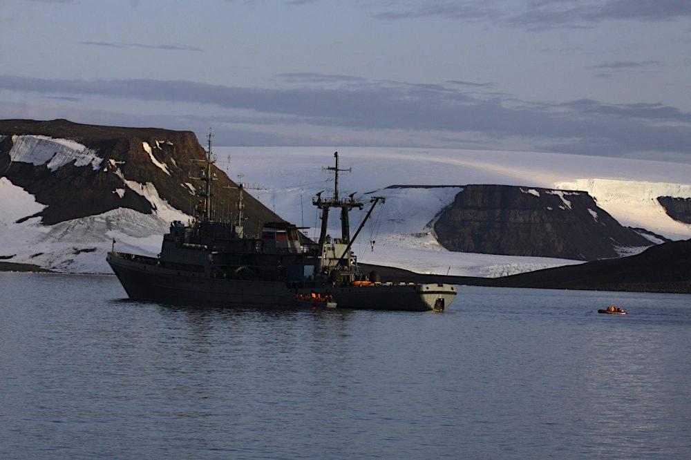 altai flotte nord arctique russe