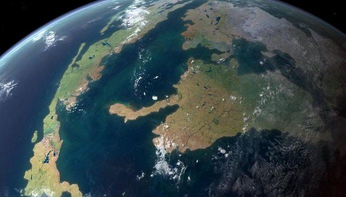 Un huitième continent nommé « Grand Adria » se cache à environ 1000 kilomètres sous l'Europe ! By Stéphanie Schmidt Continent-700x400