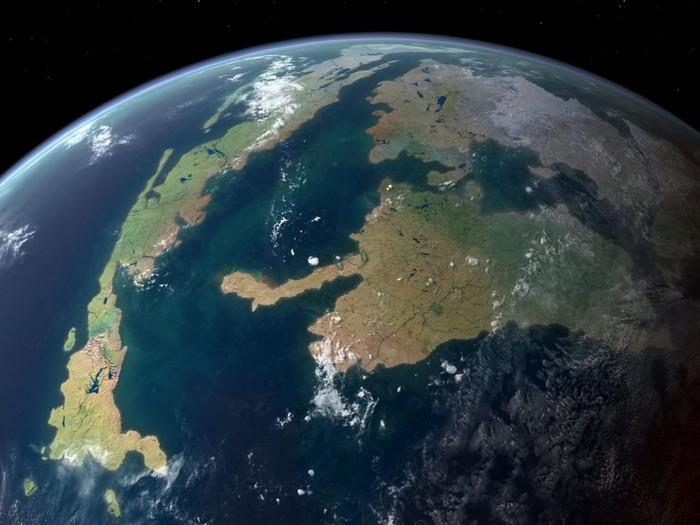 Un huitième continent nommé « Grand Adria » se cache à environ 1000 kilomètres sous l'Europe ! By Stéphanie Schmidt Continent