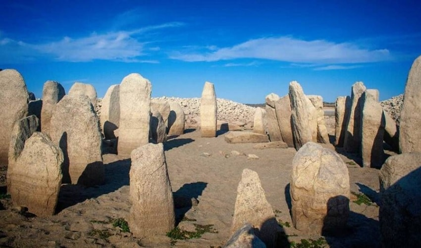 dolmen guadalperal