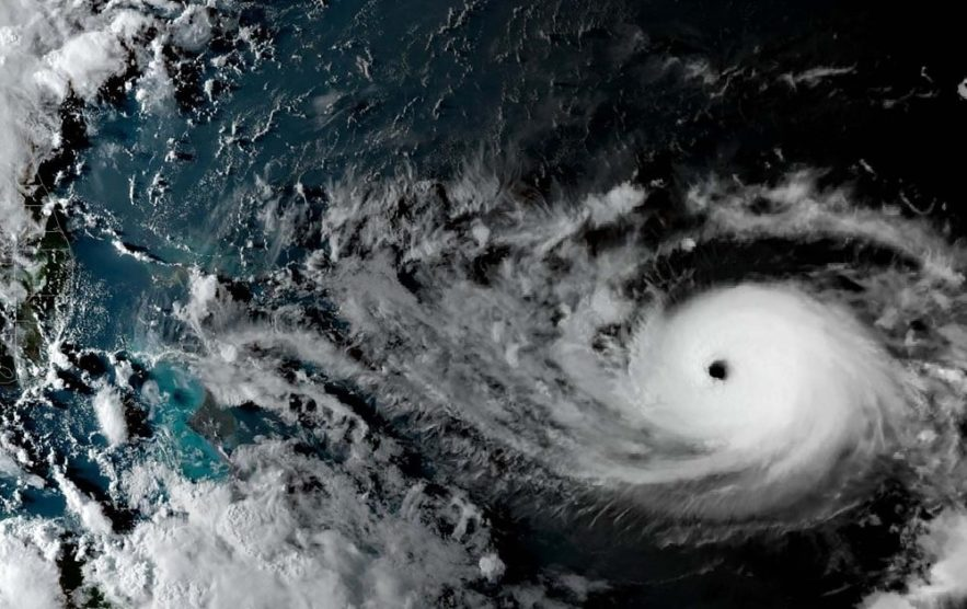 dorian ouragan