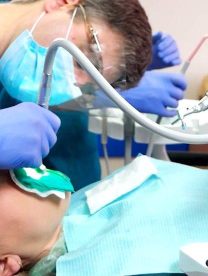 gel pour regenerer email dentaire