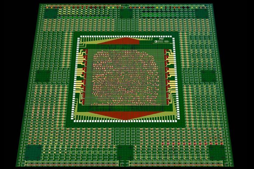 microprocesseur nanotubes carbone