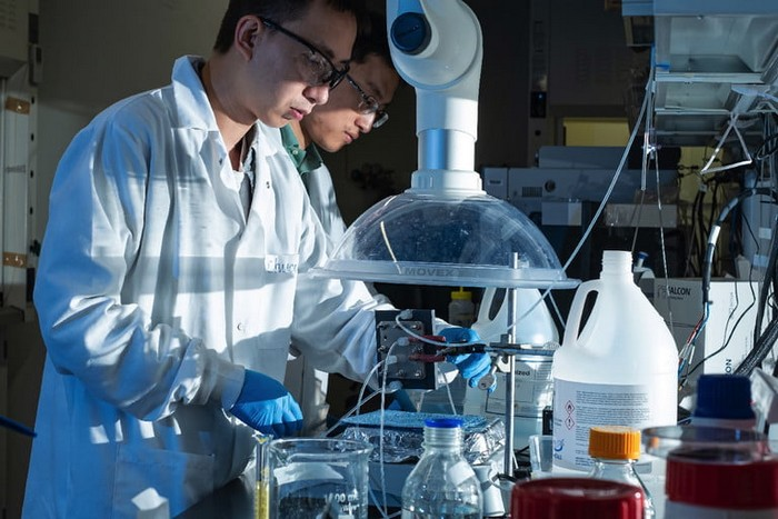 energie verte carburant reacteur dioxyde carbone carburant liquide