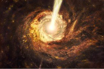 trou noir cycle