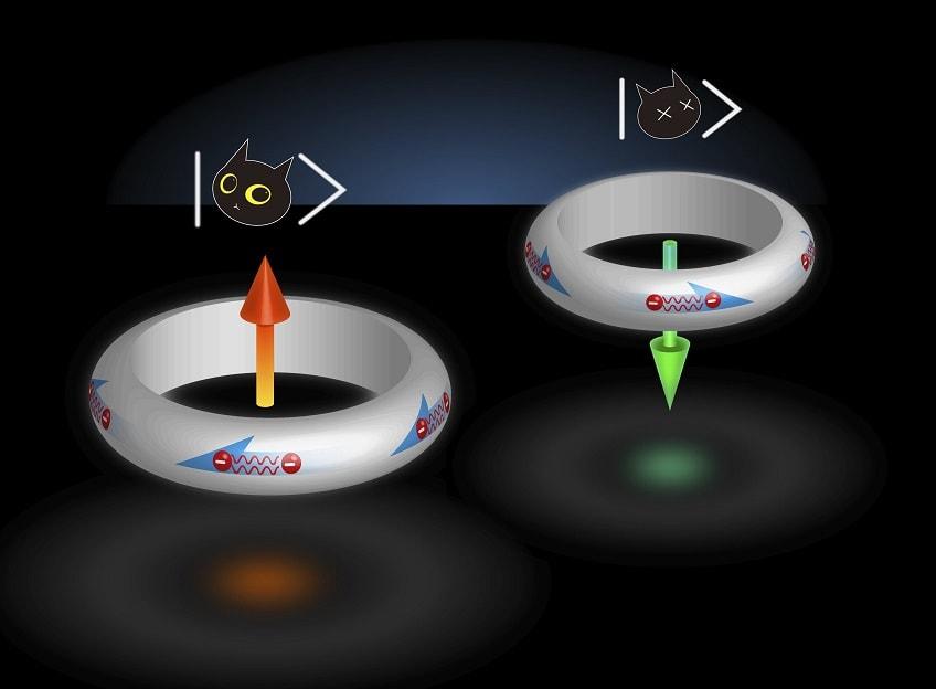 anneau qubit