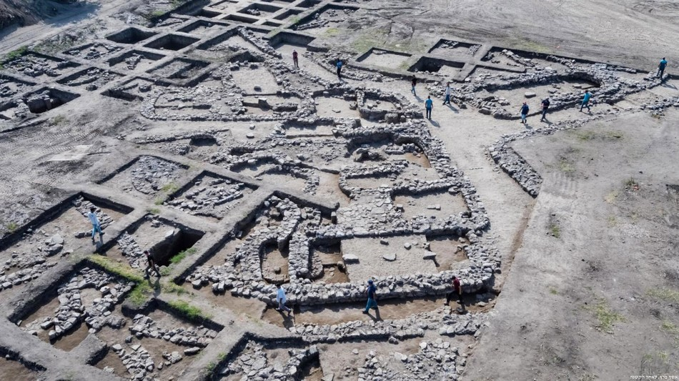 israel ville megalopole