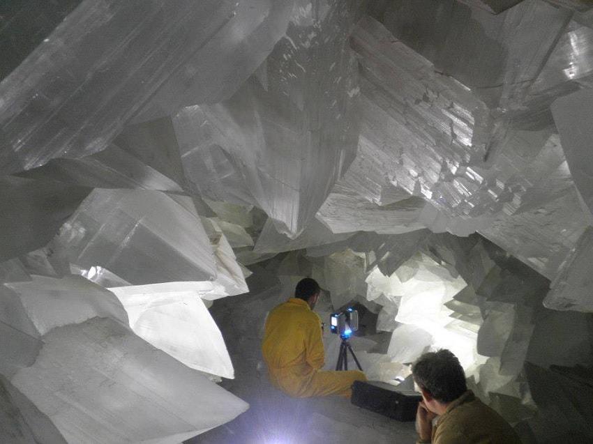 cristaux geode