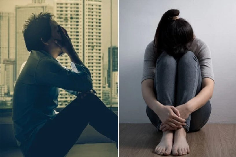 depression sexe