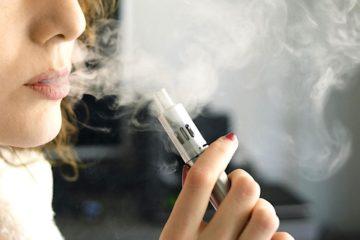 fumer provoque cancer poumons chez souris