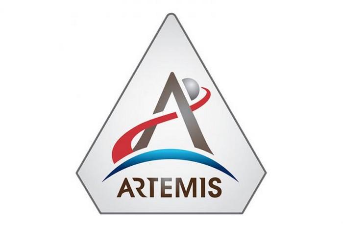 logo mission artemis lune lunaire nasa