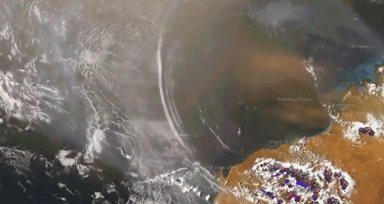 ondes gravite