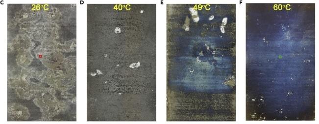 plaque lithium