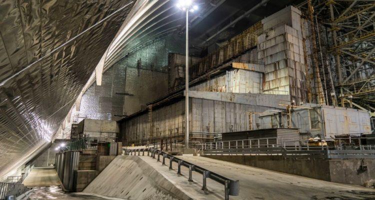 tchernobyl dome