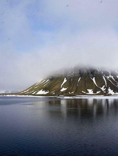 terre russie iles rechauffement climatique