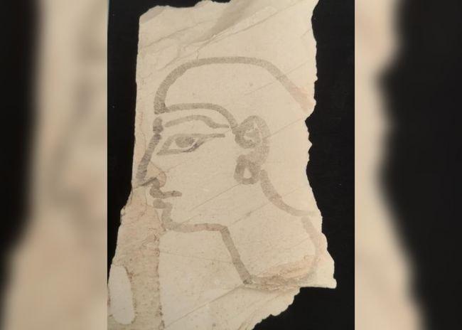 visage egyptien