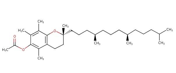 acetate vitamine e