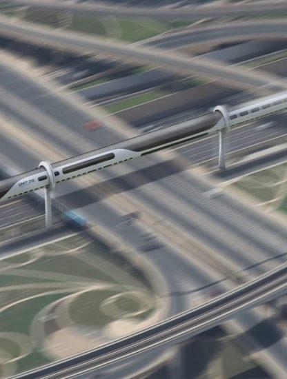 aeroslider train