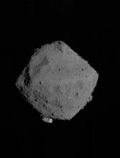 asteroide ryugu hayabusa 2 jaxa