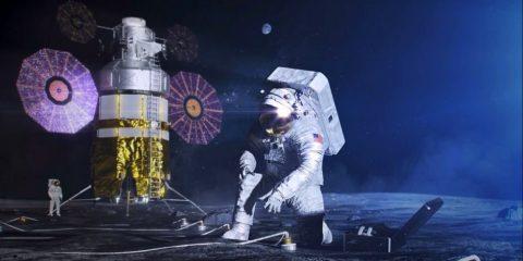 astronaute nasa lune mission artemis