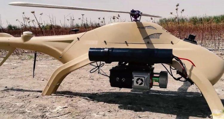 drone combat chine