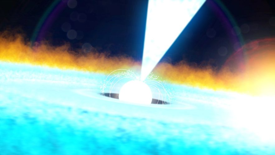 explosion thermonucleaire pulsar nicer