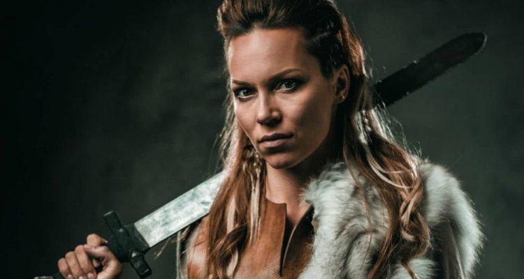 femme viking